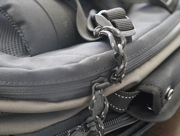 Zipper Pull Cord Details Ogio Alpha Convoy 525 Backpack