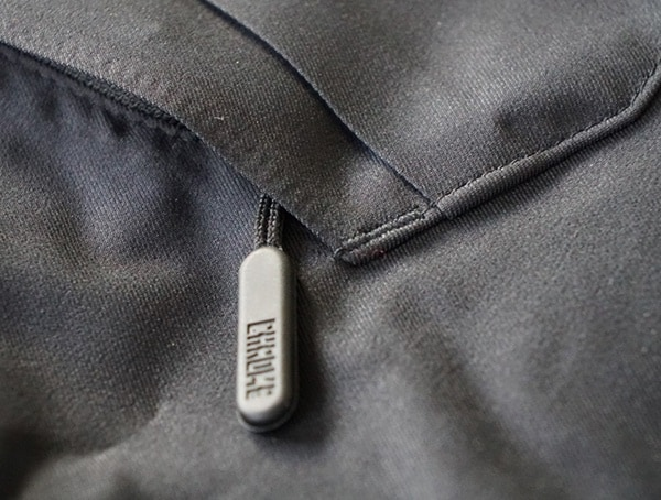 Zipper Pull Tab Detail Chrome Industries Storm Seeker Shell Ms Jacket For Men