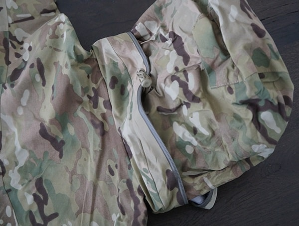 Zippered Hood Mens Otte Gear Patrol Parka