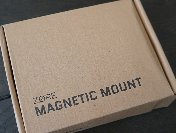 Zore Magnetic Mount Box